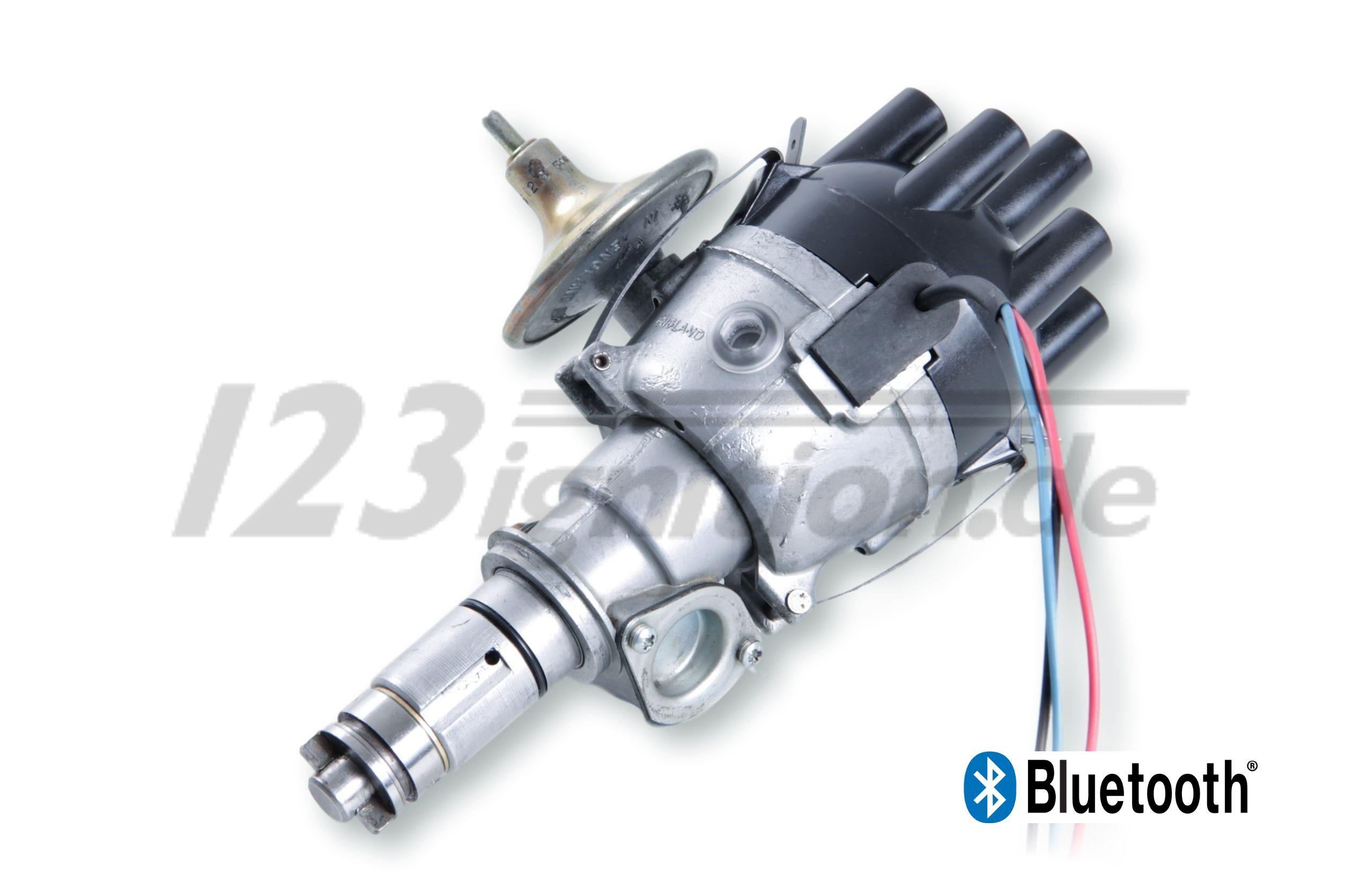 Allumeur 123 TUNE+ Bluetooth pour Triumph TR6 TR250 TR5 illustration 2 ... 82fb74e2efb4