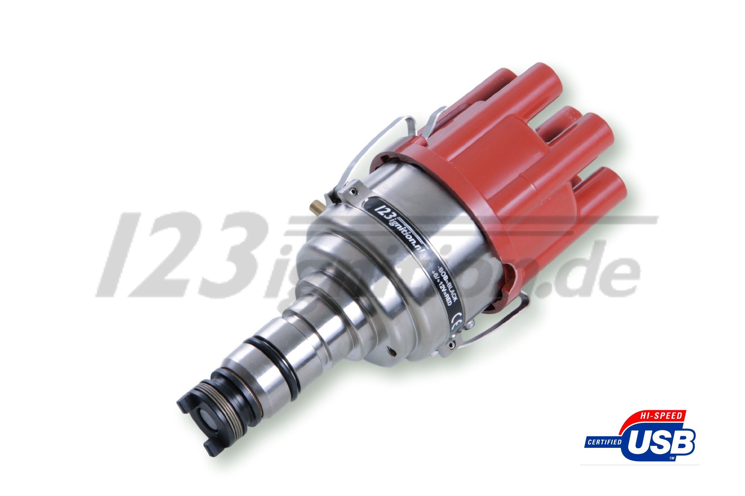 123\TUNE USB Zündverteiler für Lancia Flaminia