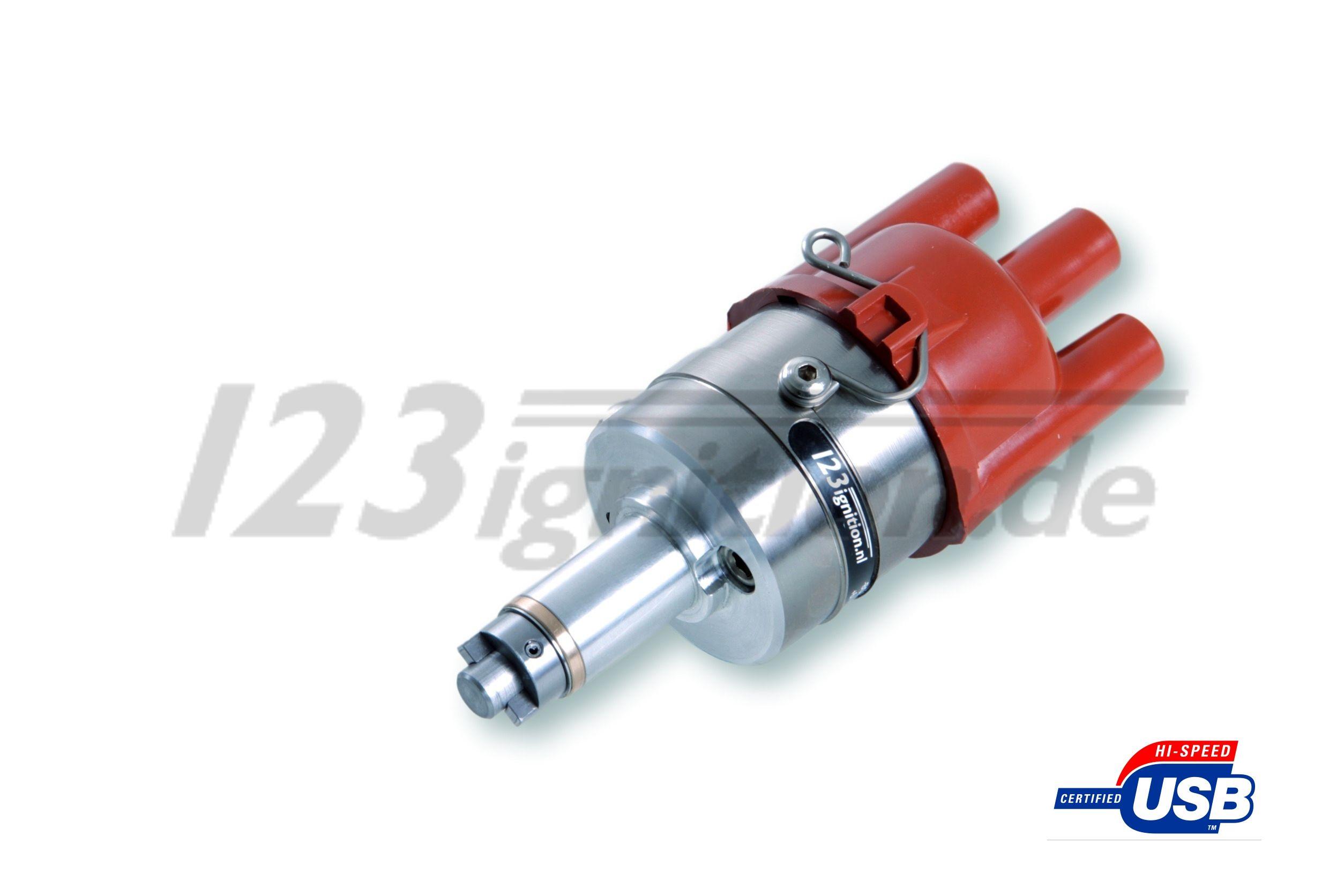 Dystrybutor zapłonu 123\TUNE USB dla Panhard PL 24 Dyna Z