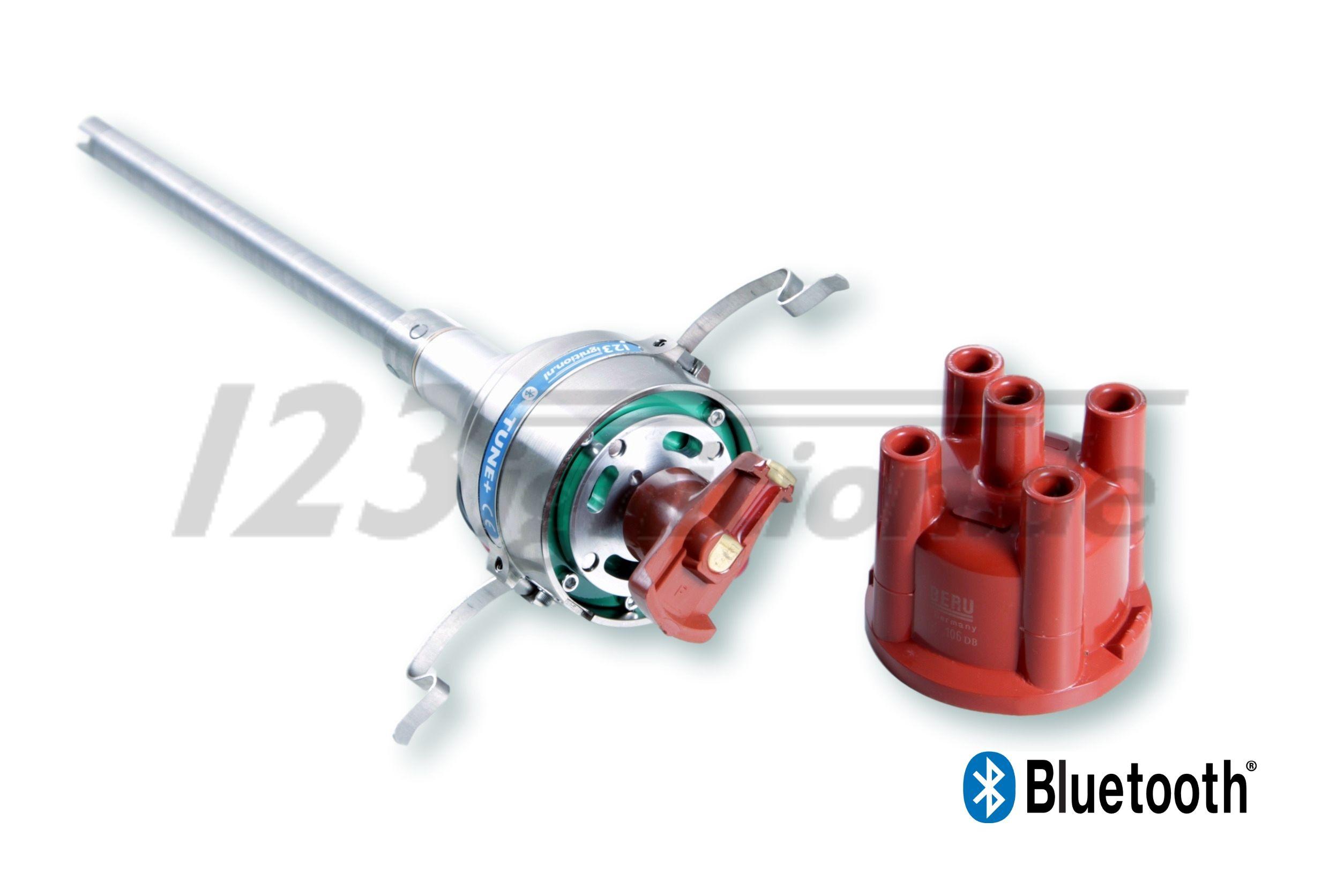 Allumeur 123\TUNE+ Bluetooth pour Mercedes 170V 170S W136 W191 bouchon de distributeur ouve