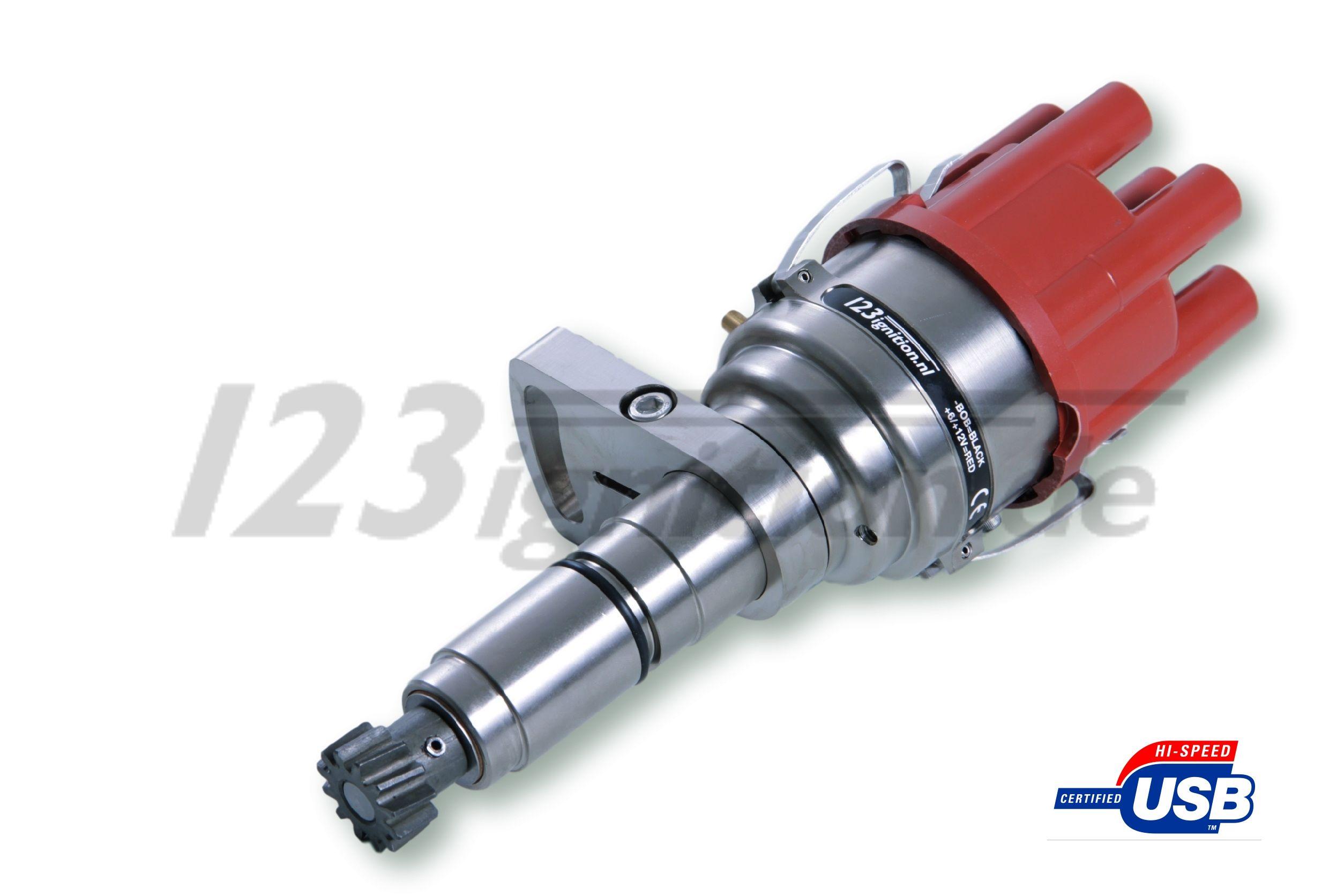 123\TUNE USB tænding distributør til Porsche 3.0 3.2 3.3 Carrera Turbo