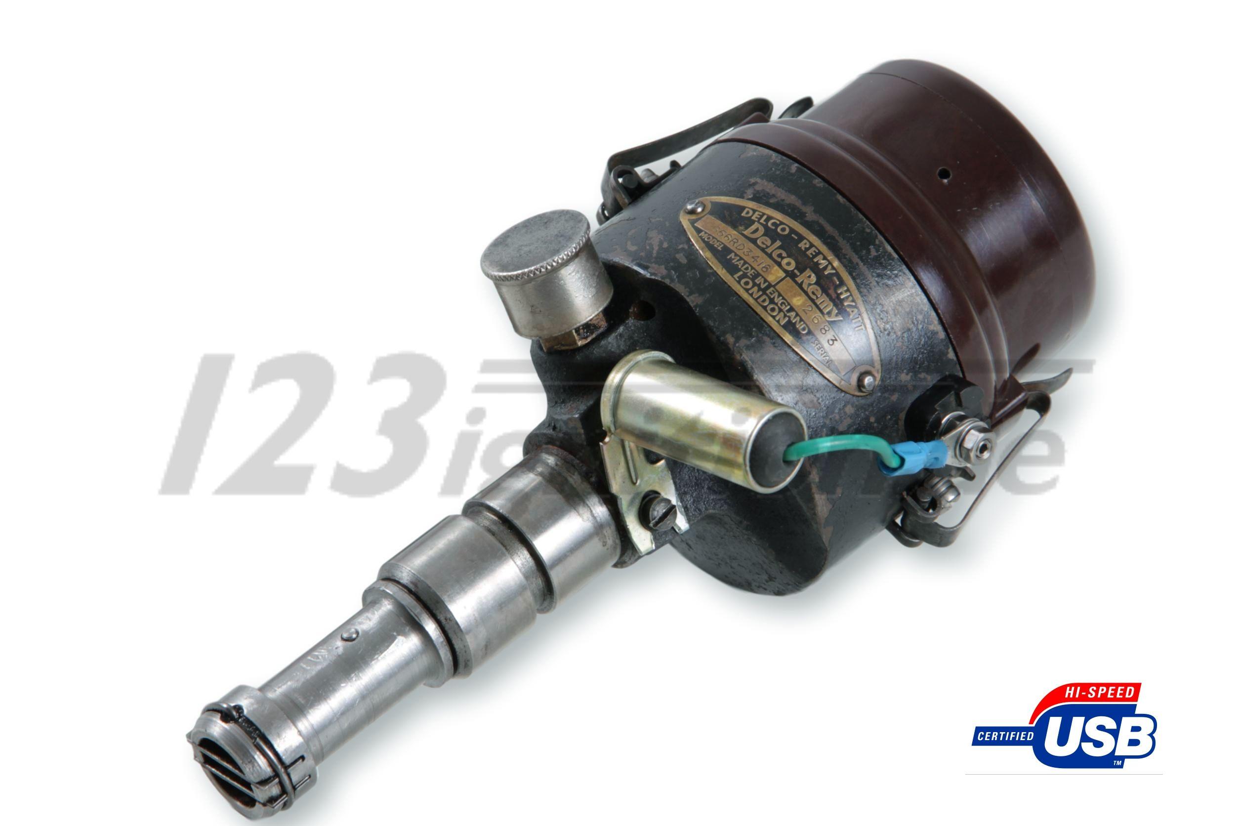 123\TUNE USB tändfördelare för Bentley Mk VI