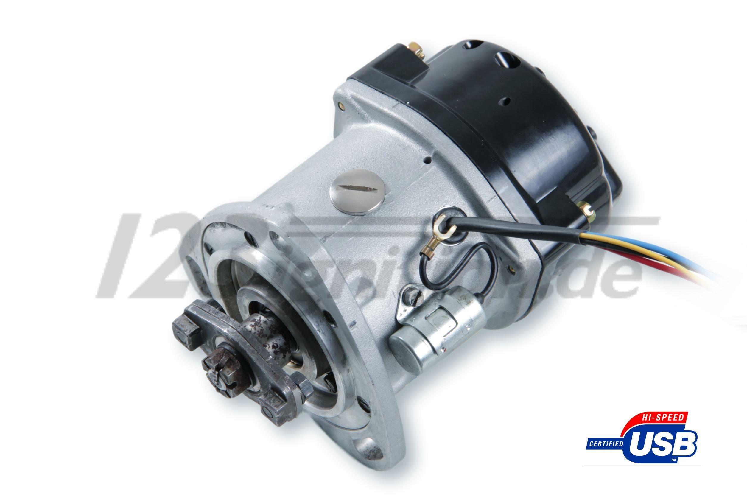 123\TUNE USB distributor for Ferrari 365 GT 2+2
