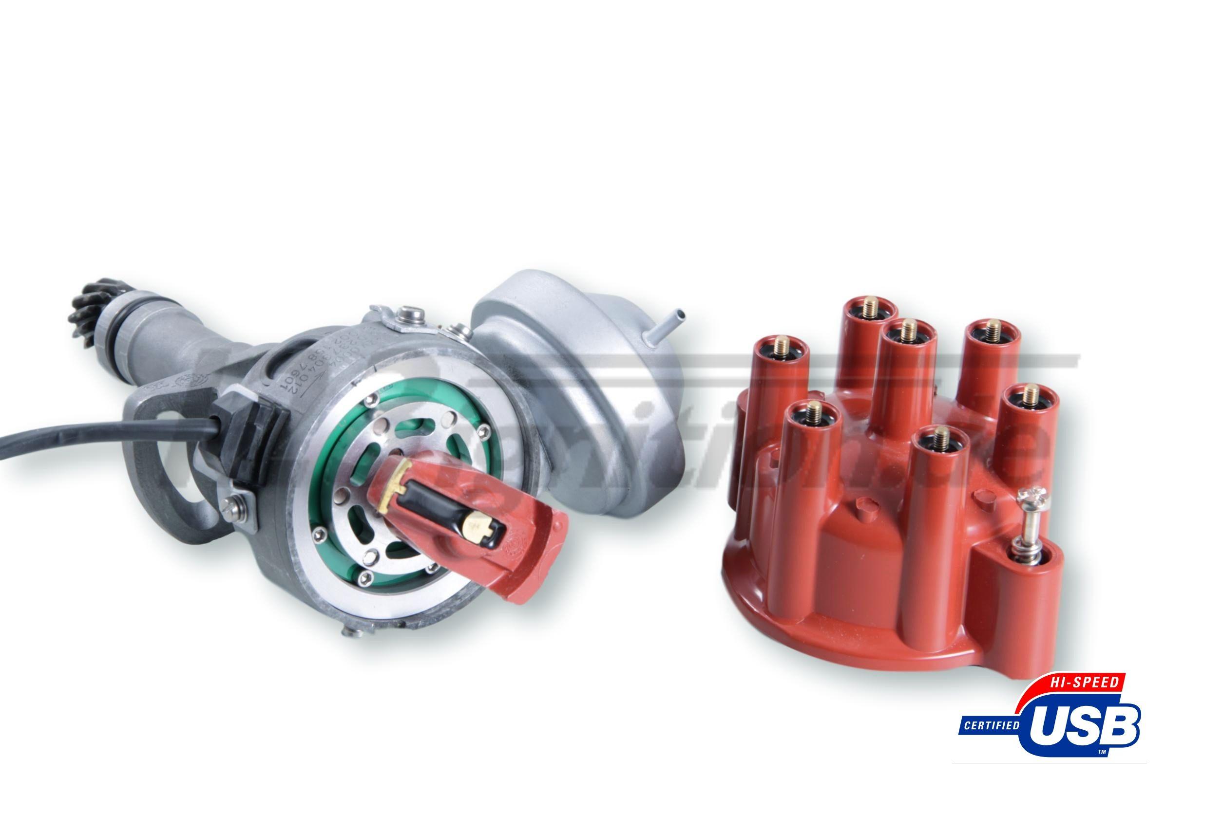 Allumeur 123 TUNE USB pour Mercedes 280SL R107 C107 K-Jetronik M110  Installation dans 77bc1d25eb18