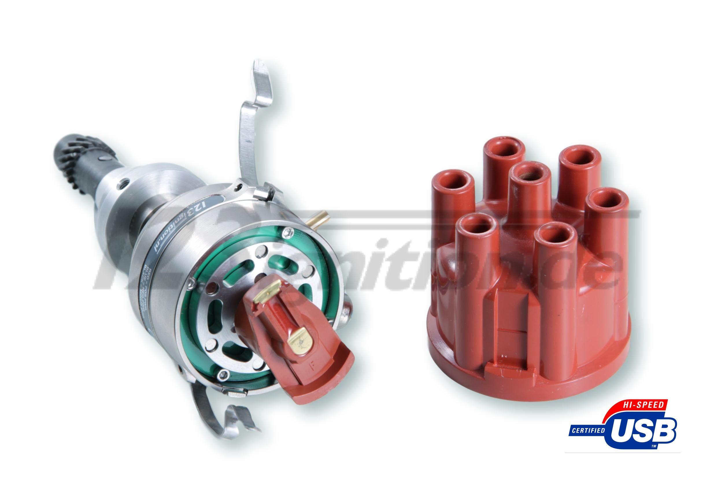 Allumeur 123 TUNE USB pour VW LT Kleintransporter DL Motor bouchon de  distributeur ouvert d83cd7f6c68e