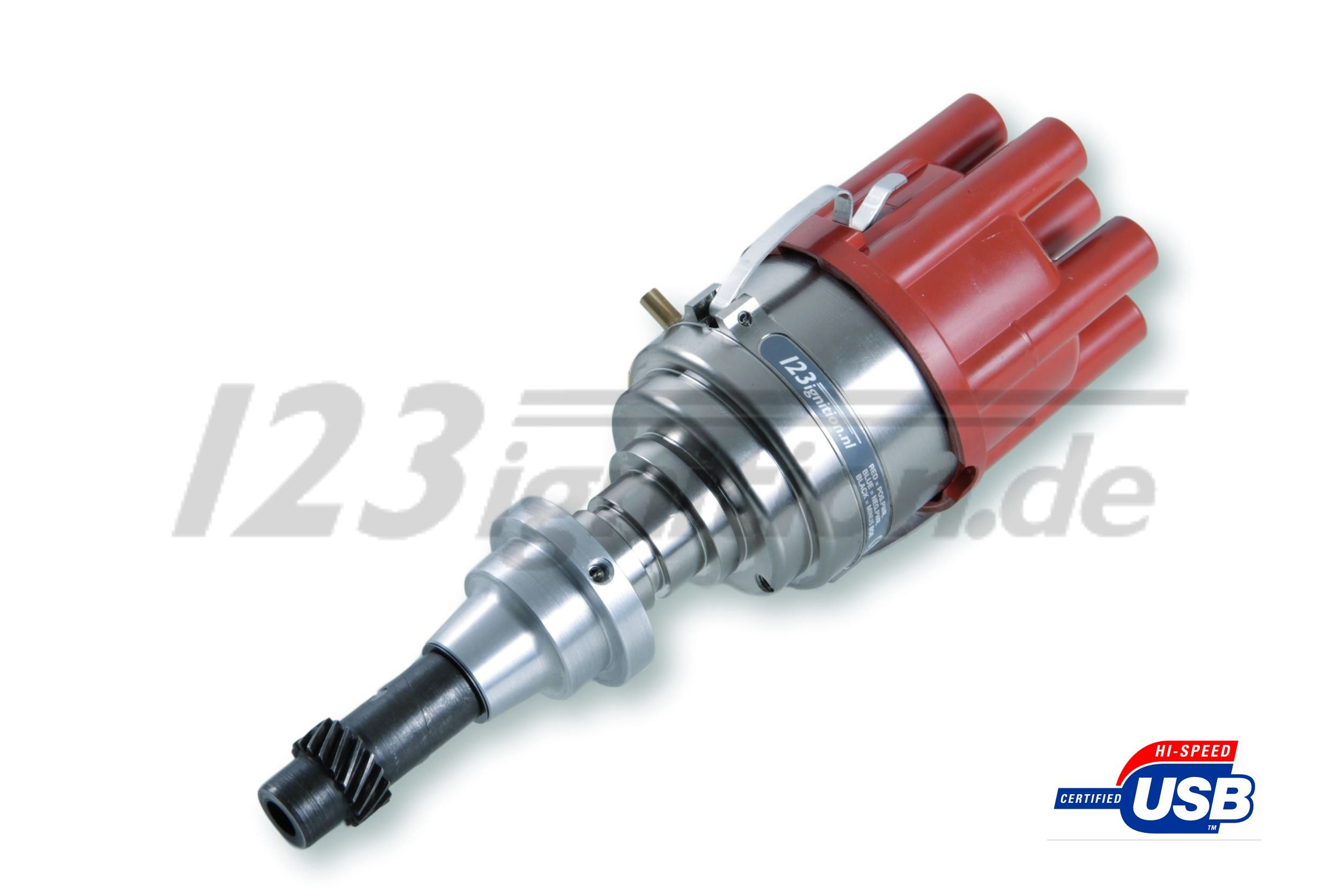 123\TUNE USB ontsteking verdeler voor VW LT Kleintransporter DL Motor