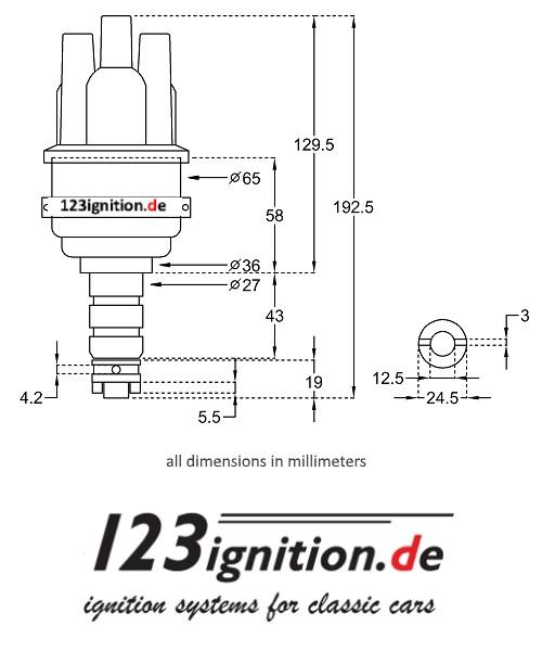 123ignition Triumph Tr2 Tr3 Tr4 Online Shop