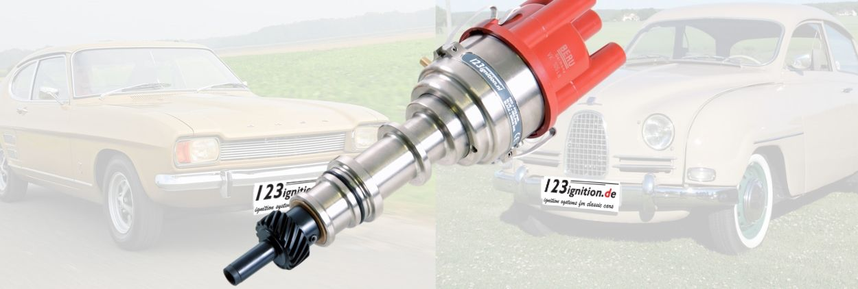 123\gnition Shop | Elektronische Zündung für Oldtimer