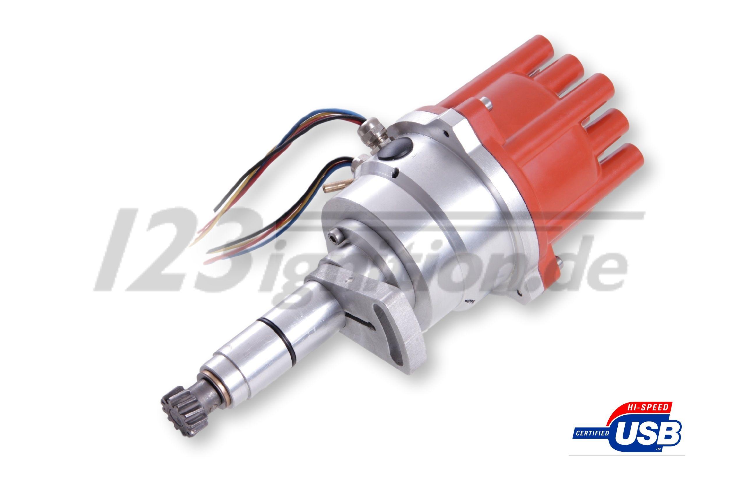 123\TUNE USB Doppelzündverteiler für Porsche 911 3.0 SC