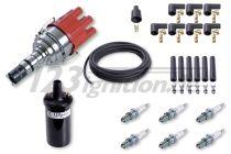Allumeur 123\ignition pour Mercedes 230SL 250SL 280SL W113 Pagode Ensemble complet petite image