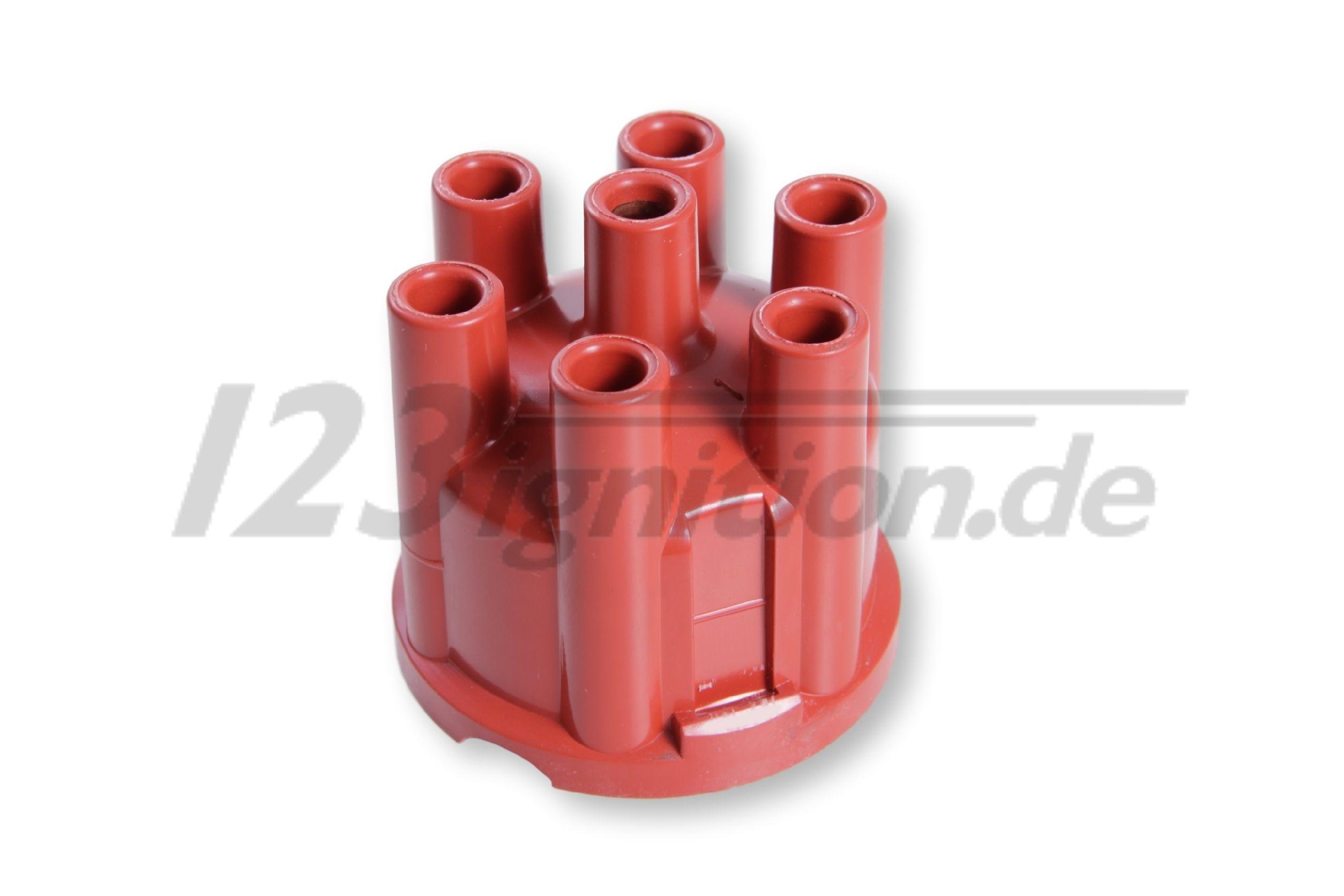 Verteilerkappe Bosch-Typ 6 Zylinder 123 ignition